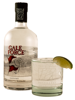 Triple Eight Distilling Gale Force Rum