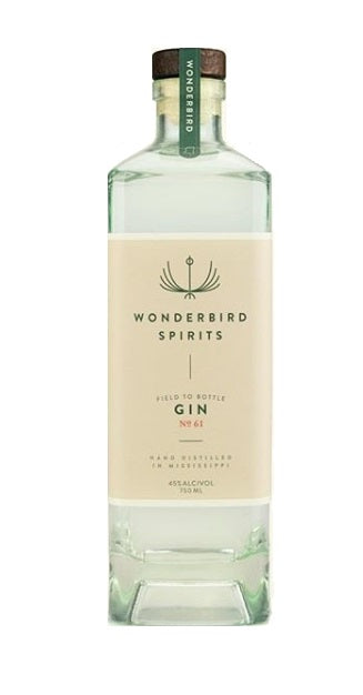 Wonderbird Spirits Gin No. 61