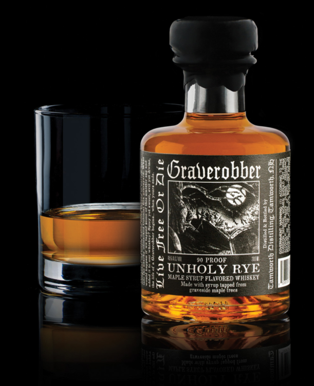 House of Tamworth Graverobber Unholy Rye