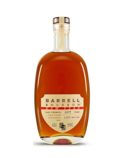 Barrell New Year Bourbon 2019