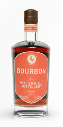 Watershed Distillery Bourbon