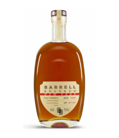 Barrell New Year Bourbon 2018
