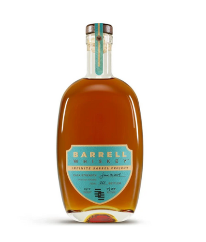 Barrell Whiskey Infinite Barrel Project (03/15/18)