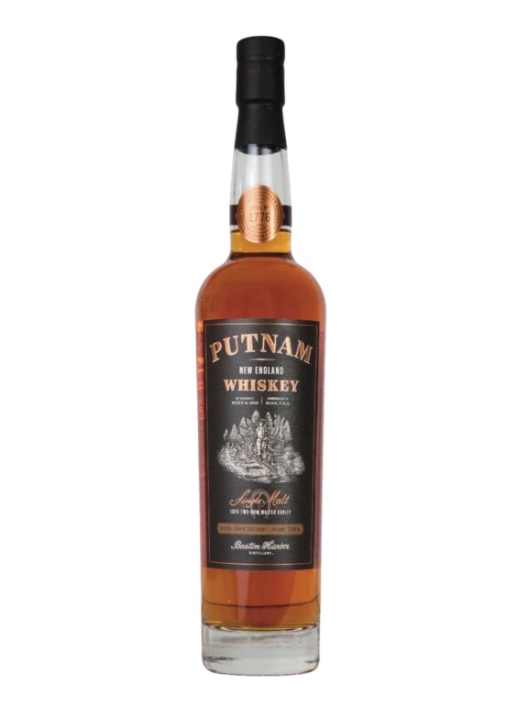 Putnam New England Single Malt Whiskey