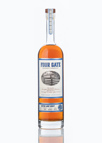 Four Gate Whiskey Company Batch 2