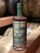 Traverse City Whiskey Co. Barrel Proof Rye Whiskey - Breaking Bourbon/Bourbonr