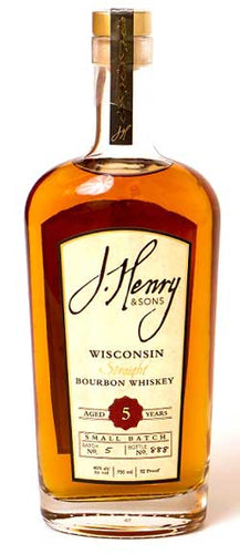 J. Henry & Sons Small Batch Bourbon
