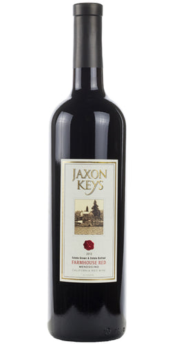 Jaxon Keys Farmhouse Red