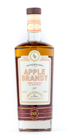 Watershed Distillery Apple Brandy