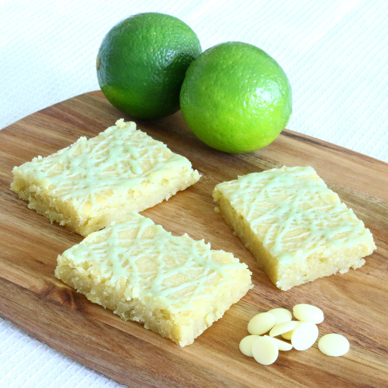 Key Lime Blondies