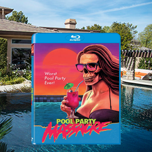 Pool Party Massacre Blu-ray