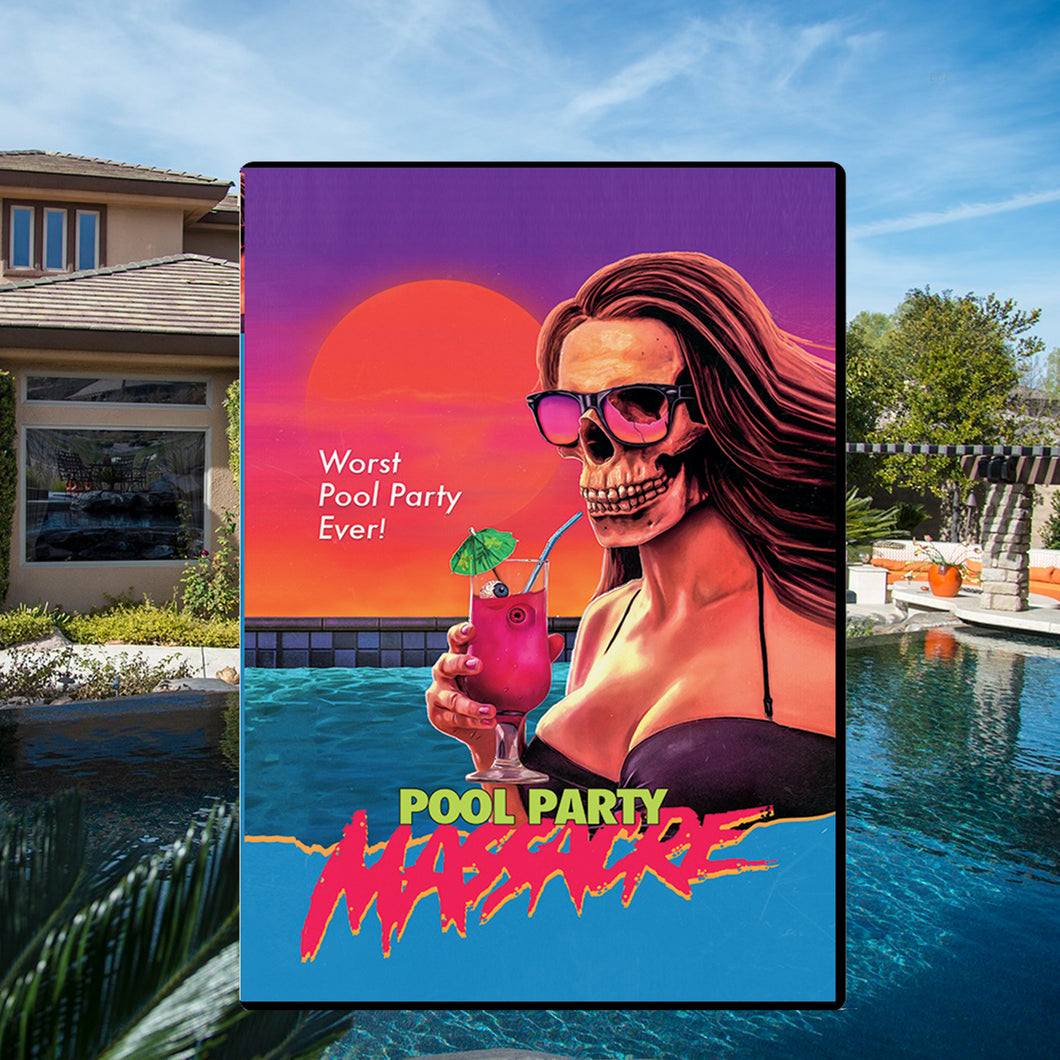 Pool Party Massacre DVD