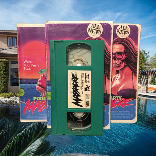 Pool Party Massacre Limited Edition