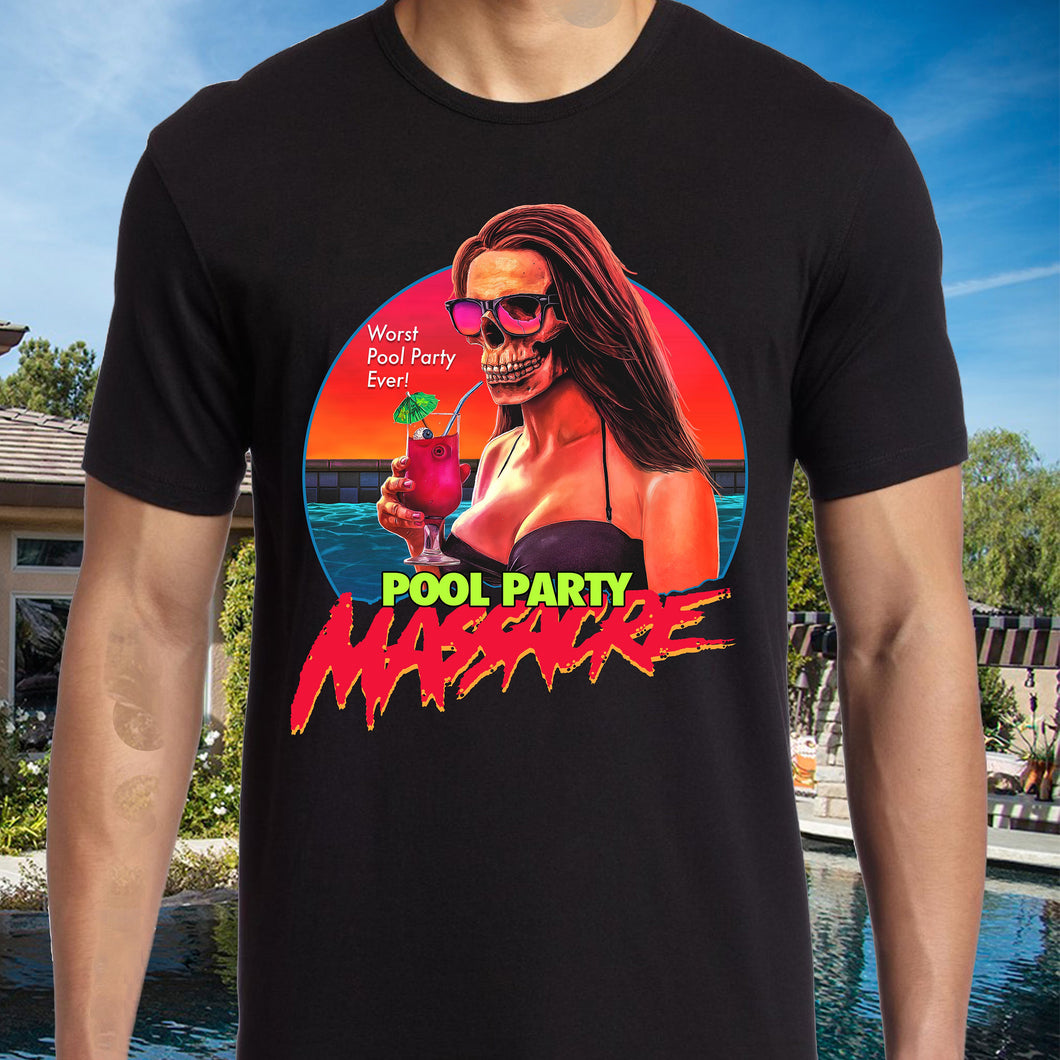 Pool Party Massacre T Shirt