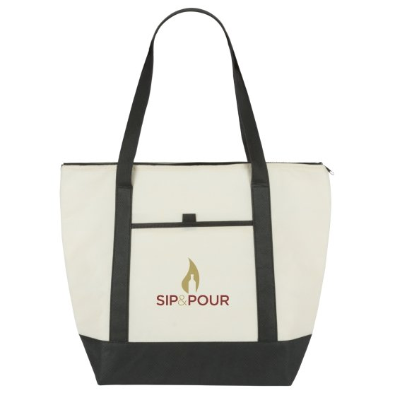 SIP&POUR Cooler Tote Bag