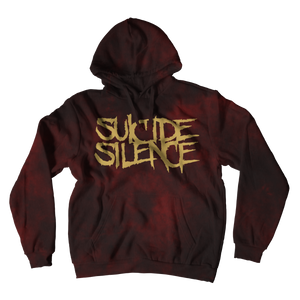 Official Suicide Silence Store 'Golden State' Hoodie, Official Merch, Official Store, Official Shop, Hoodies, Official Merchandise, T-shirts, Hoodies, Jackets, Shirts, Mitch Lucker, killermerch.com, Killer Merch