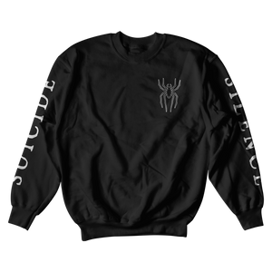 Official Suicide Silence Store 'Scapegoat' Crewneck, Official Merch, Official Store, Official Shop, Hoodies, Official Merchandise, T-shirts, Hoodies, Jackets, Shirts, Mitch Lucker, killermerch.com, Killer Merch
