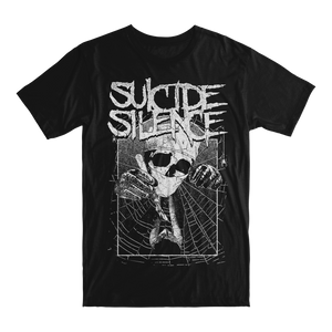Official Suicide Silence Store 'Dr. Silence' Tee, Official Merch, Official Store, Official Shop, Hoodies, Official Merchandise, T-shirts, Hoodies, Jackets, Shirts, Mitch Lucker, killermerch.com, Killer Merch