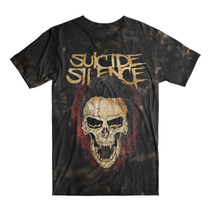 Official Suicide Silence Store Stadium Tee, Official Merch, Official Store, Official Shop, Hoodies, Official Merchandise, T-shirts, Hoodies, Jackets, Shirts, Mitch Lucker, killermerch.com, Killer Merch