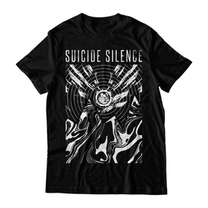Official Suicide Silence Store - Acid Tee, Official Merch, Official Store, Official Shop, Hoodies, Official Merchandise, T-shirts, Hoodies, Jackets, Shirts, Shirt, Mitch Lucker, killermerch.com, Killer Merch