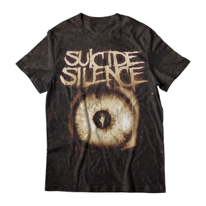 Official Suicide Silence Store Iris Tee, Official Merch, Official Store, Official Shop, Hoodies, Official Merchandise, T-shirts, Hoodies, Jackets, Shirts, Mitch Lucker, killermerch.com, Killer Merch