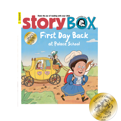 StoryBox Magazine - Award Winning Kids Magazine