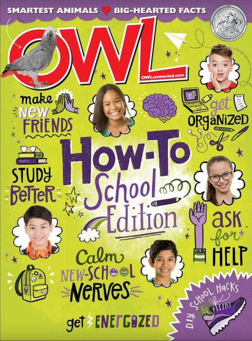OWL: Ages 9 - 13