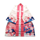 Sakura and Tori Japanese Open Jacket (Happi)
