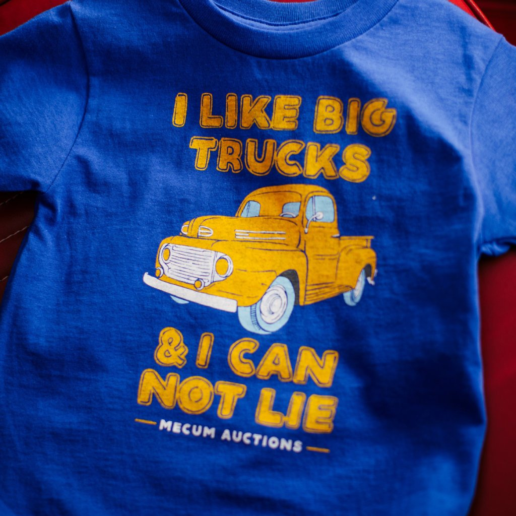 Toddler Big Trucks Tee