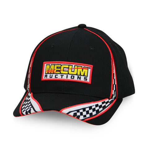 FULL THROTTLE VELCRO HAT-Men's Hats-MECUM