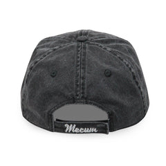 Mecum Mens Gray Miles Hat - Back