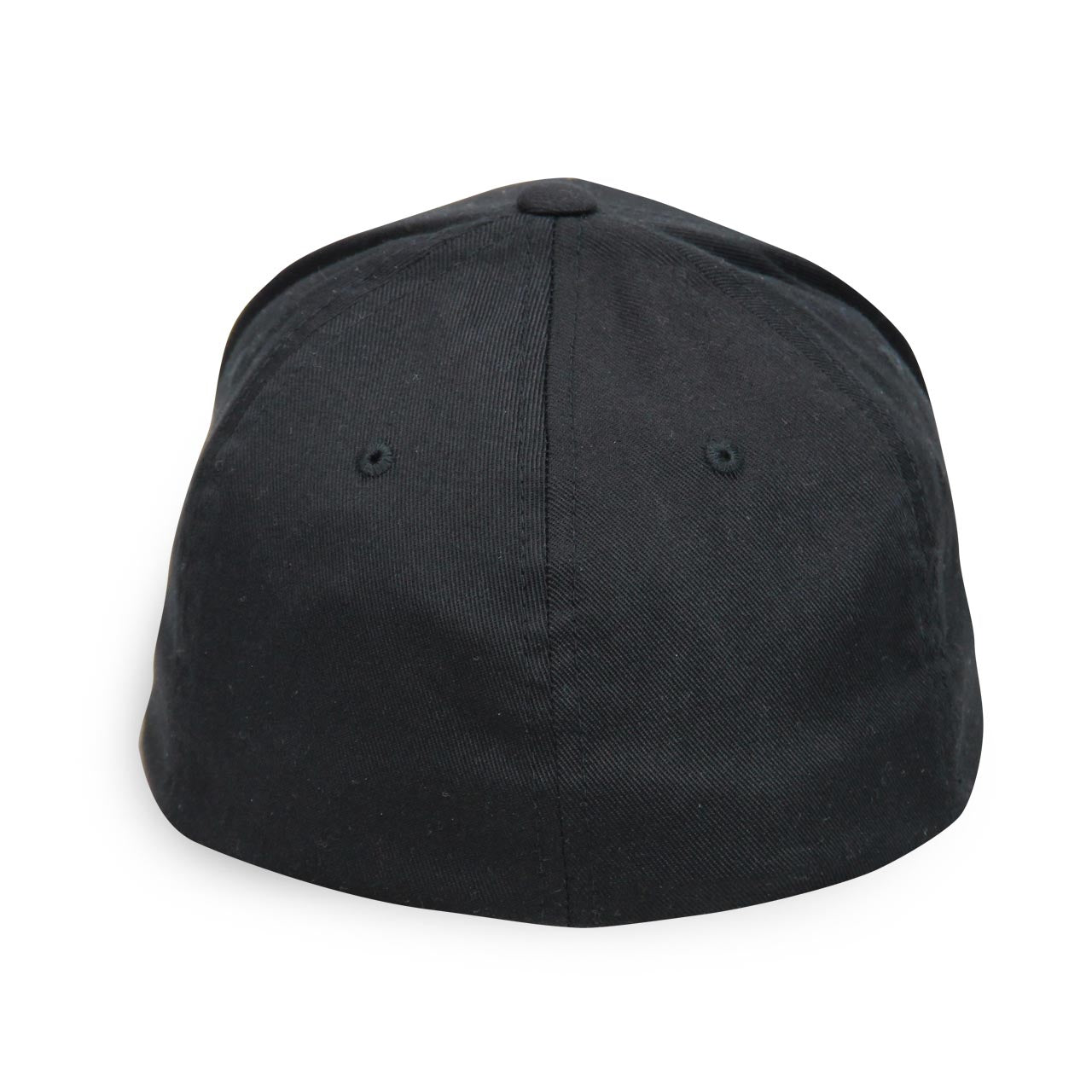 Mecum Mens Flex Fit Black Hat - Back