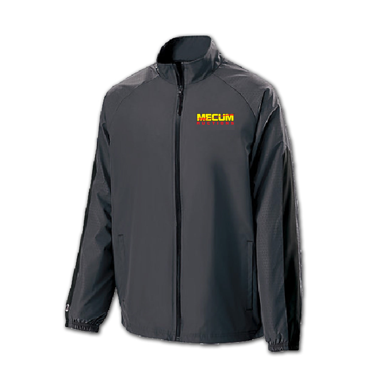 LIGHTWEIGHT MICRON POLYESTER WINDBREAKER-Men's Outerwear-MECUM