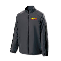 LIGHTWEIGHT MICRON POLYESTER WINDBREAKER