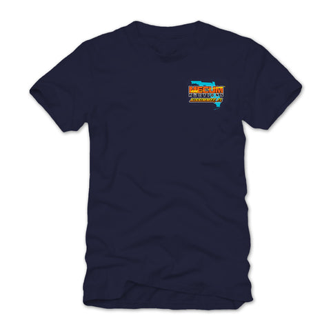 2018 KISSIMMEE EVENT EXCLUSIVE TEE NAVY