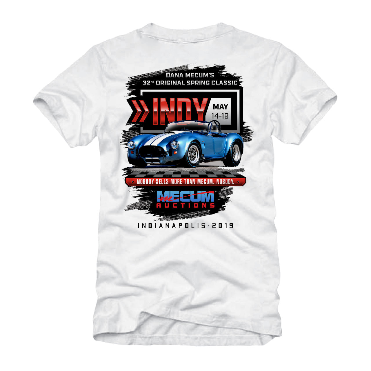 2019 INDIANAPOLIS EVENT EXCLUSIVE-WHITE