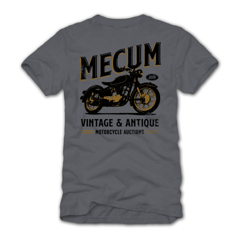 VINTAGE AND ANTIQUE T-SHIRT-Men's Tees-MECUM