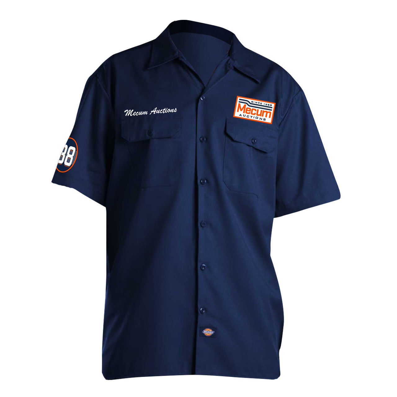 SWAG WORK SHIRT-Men's Camps-MECUM