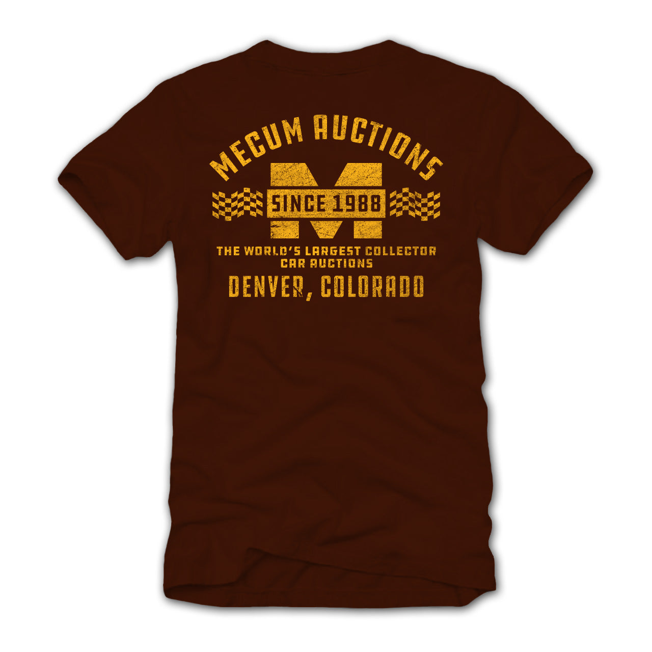 2019 Denver Name Drop T-Shirt