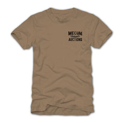 Photo of 2020 Mecum Men's Biker T-Shirt front