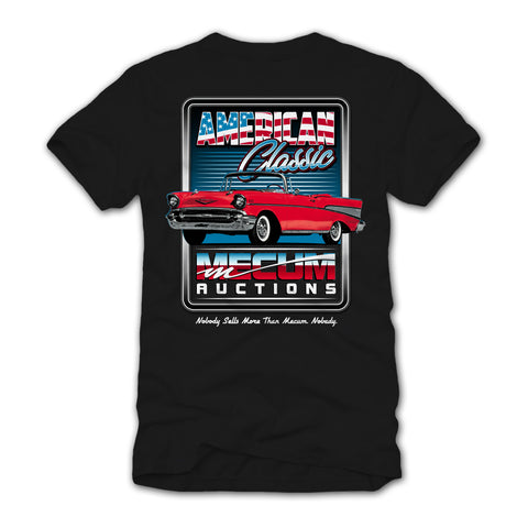 Photo of 2020 Mecum Men's American Classic T-Shirt back