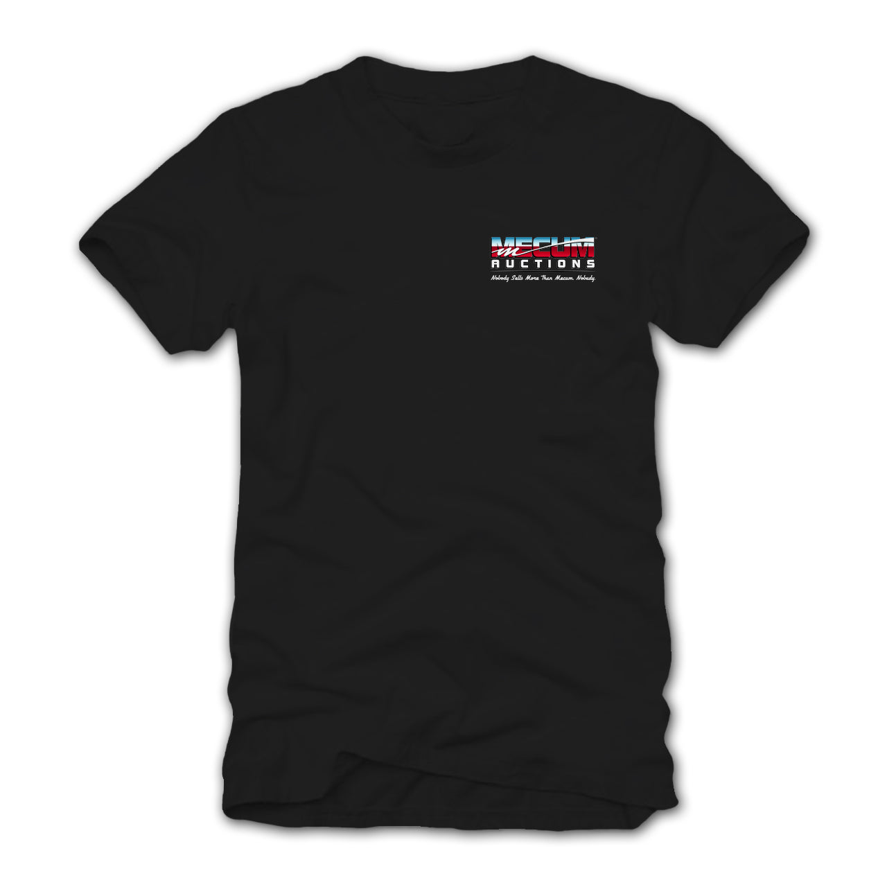 Photo of 2020 Mecum Men's American Classic T-Shirt front
