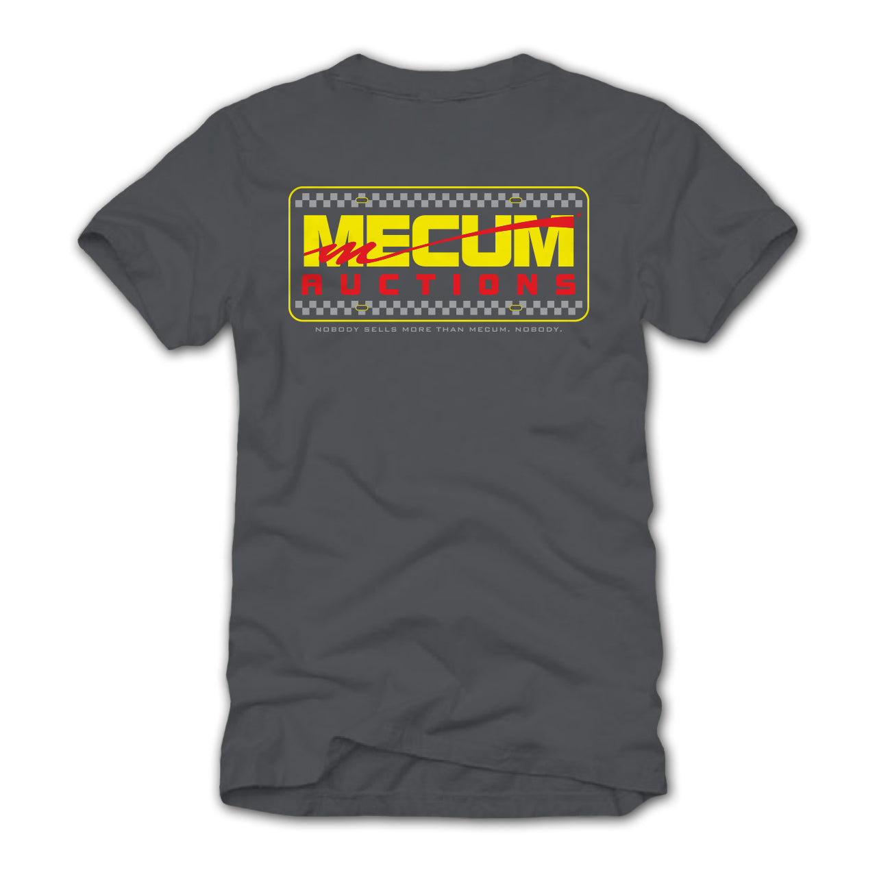 Photo of 2020 Mecum Men's Fresh Logo T-Shirt back