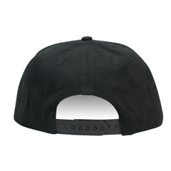 Picture of 2020 Mecum Men's Black Driver Flat Bill Hat Back