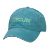 Picture of 2020 Mecum Men's Blue Kelley Hat Front