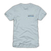 2021 Mecum Mens Blue Explore More T-Shirt - Front