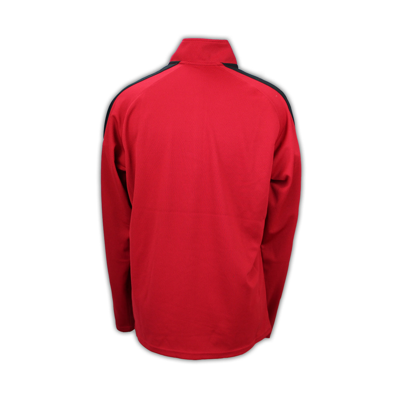 Picture of 2020 Mecum Men's Logo Quarter Zip Pullover back