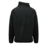 Photo of 2020 Mecum Men's Black Fleece Quarter Zip Pullover back