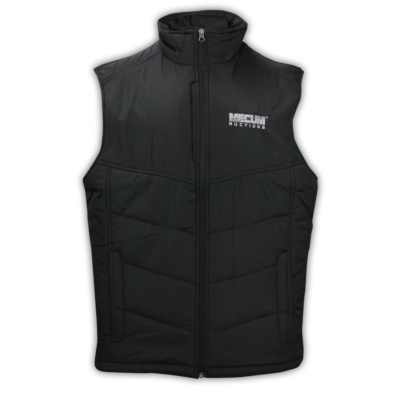 Picture of 2020 Mecum Men's Logo Vest front