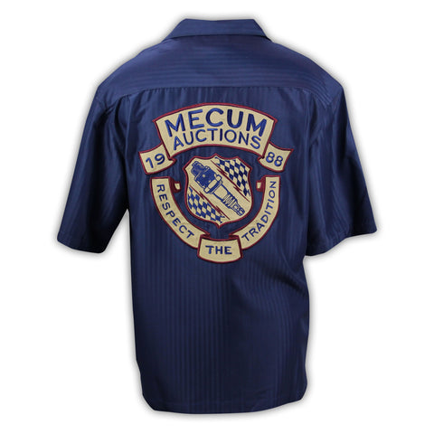 Photo of 2020 Mecum Men's Respect Camp Shirt back